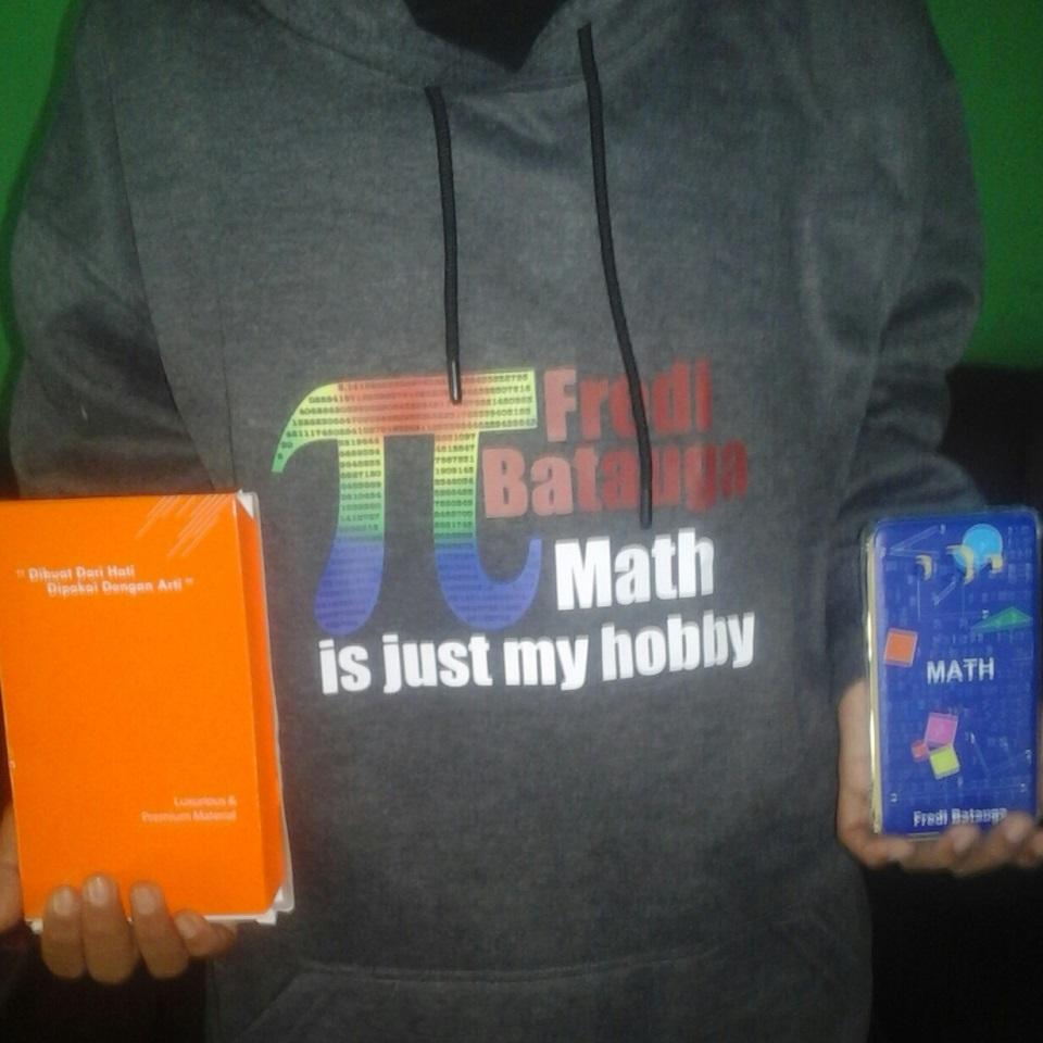 JHoodie Motif Matematika