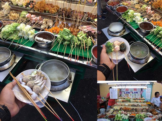 street food di penang