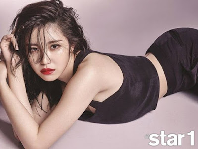 Hyosung - @Star1 April 2016 2