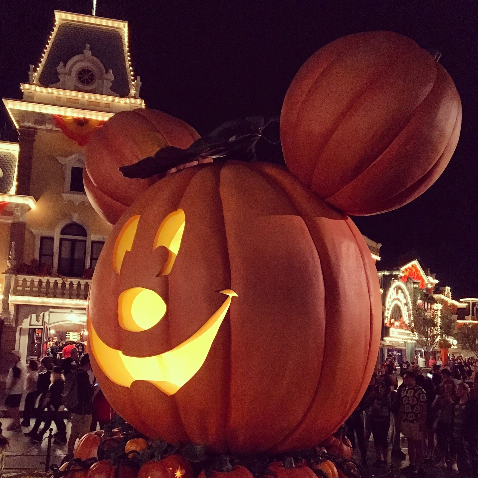 during the magical nights of mickeys halloween party families and friends alike can come to experience a halloweentime - Halloween Date This Year