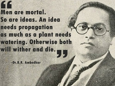 Dr. B.R.ambedkar quotes