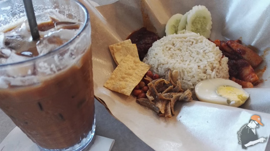 Nasi Lemak Old Town White Coffee