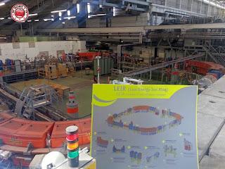 LEIR, CERN
