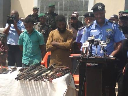 Dino Melaye Gave Us Three Guns & N430,000 Cash, arrested suspect tells police