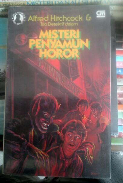 Trio Detektif 41- Misteri Penyamun Horor