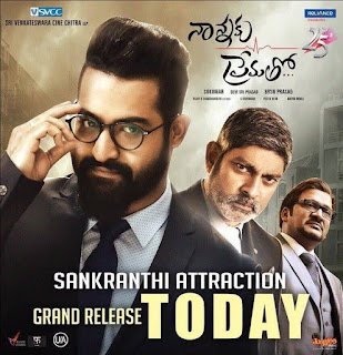 Nannaku Prematho (2016) Dual Audio 720p UNCUT HDRip x264 [Hindi – Telugu]