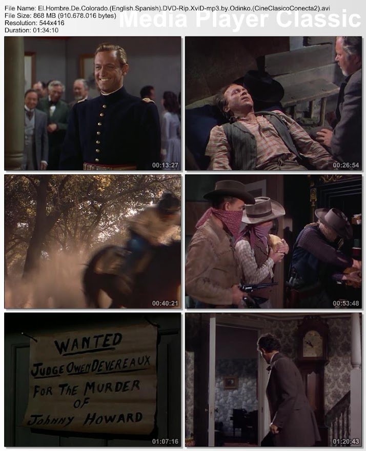 El Hombre de Colorado | 1948 | The Man from Colorado