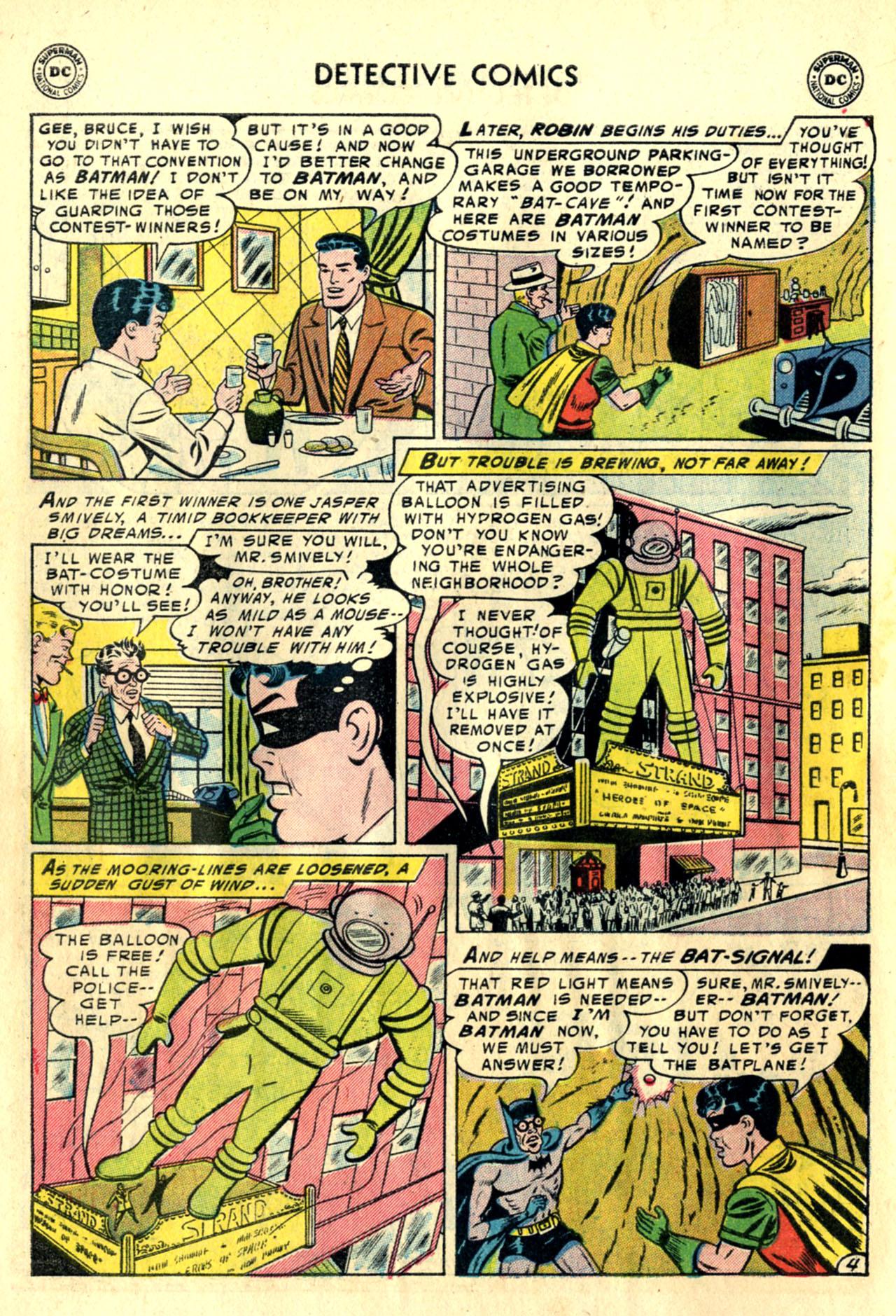 Detective Comics (1937) 225 Page 5