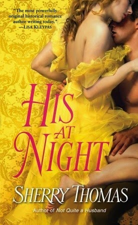 His at Night book cover