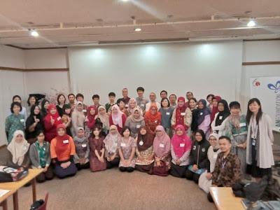 Evaluasi Akhir Tahun 2018 Program Nihongo Partner