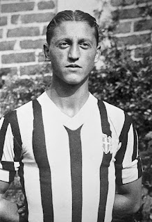 Pietro Rava, pictured at around the time of his Juventus debut in 1935