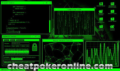 Cheat Aplikasi Omaha Online Settingan Proxy Akun Platinum terbaru Jamin 100% AMPUH !!