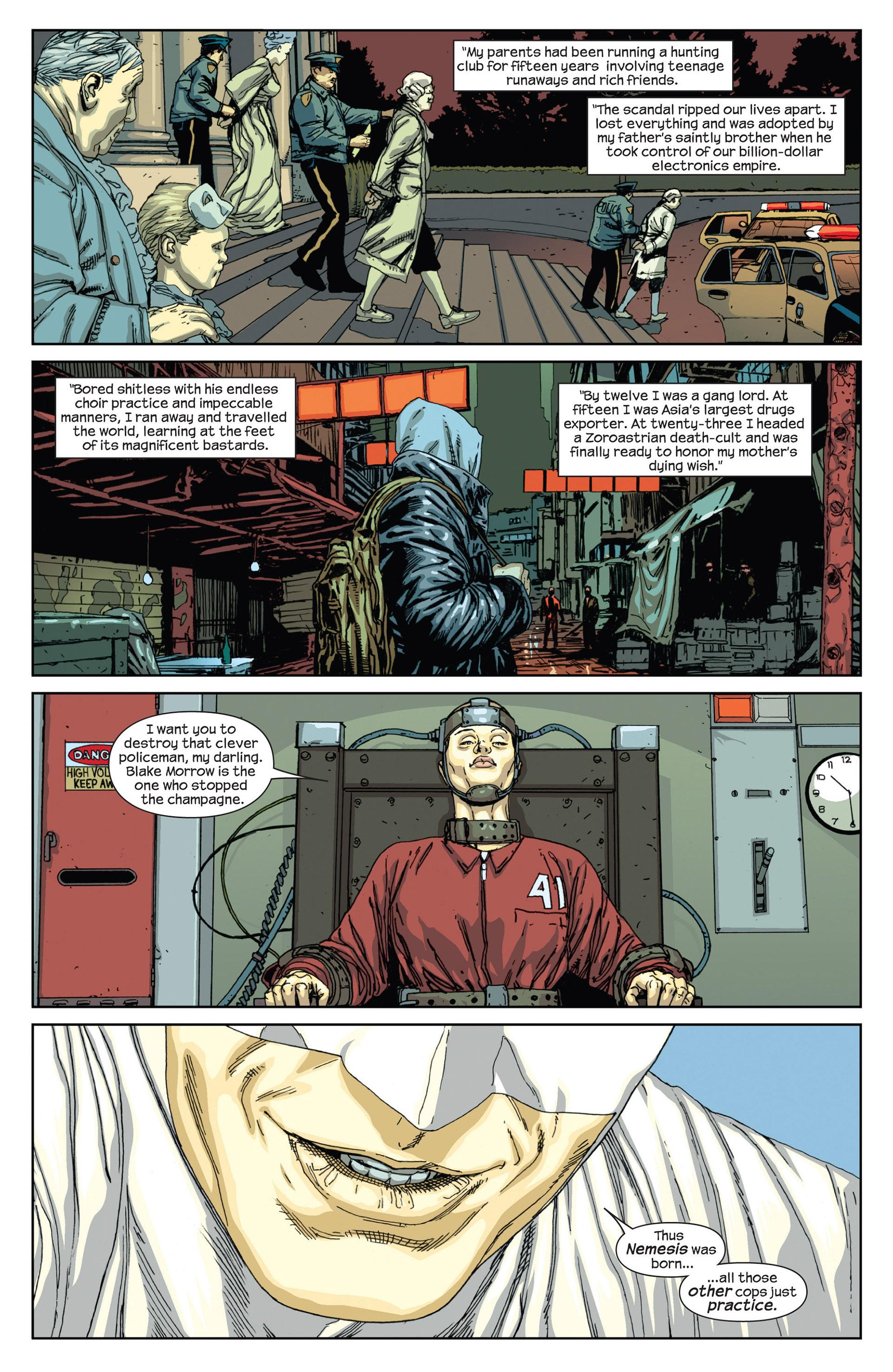 Read online Millar & McNiven's Nemesis comic -  Issue #2 - 5