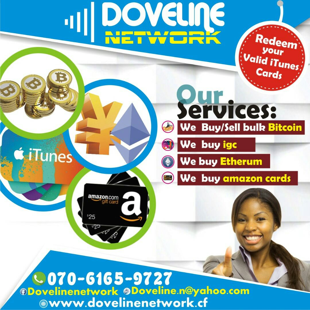we also sell dstv and Gotv subcribtion at a very cheap price