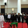 A. Zaki - Mad Romli Resmi DiLantiK Menjadi Bupati - Wakil Bupati Tangerang Oleh Gubernur Banten