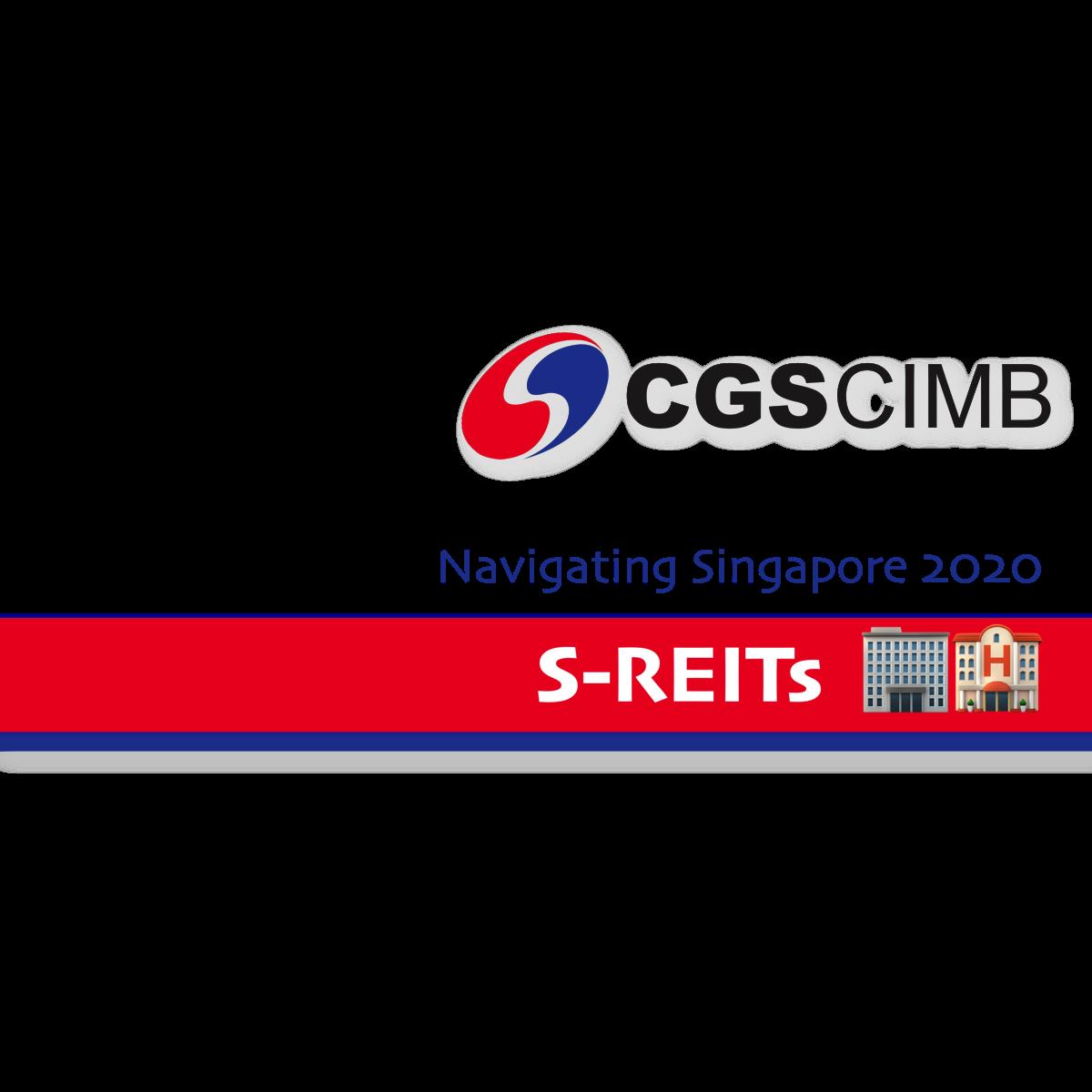 S-REITs 2020 Outlook - CGS-CIMB Research | SGinvestors.io