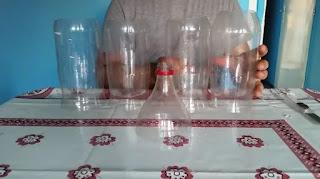 Cara Membuat Sapu dari Botol Bekas Coca-Cola