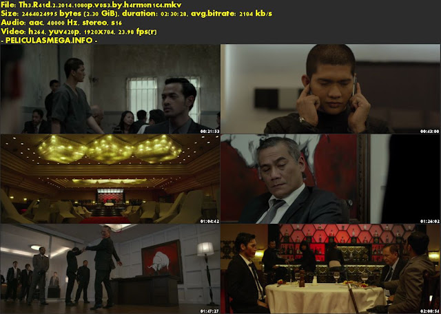 Descargar The Raid 2 Subtitulado por MEGA.