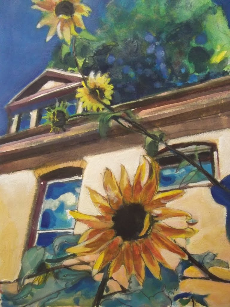 South Side Sunflowers