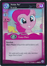 My Little Pony Pinkie Pie, Ear to Ear Premiere CCG Card