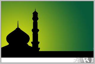 Gambar Kartun Masjid Cantik dan Lucu 201715
