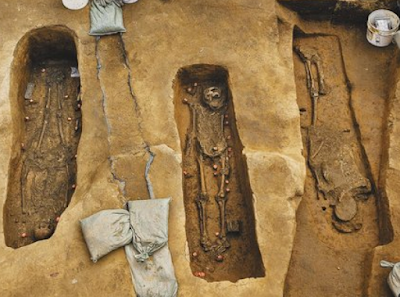 Skeletons of Four original settlers of Jamestown Colony identified