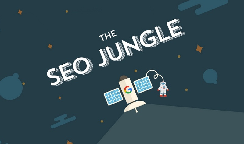 Navigating Search Engine Optimization: A Field Guide - #infographic