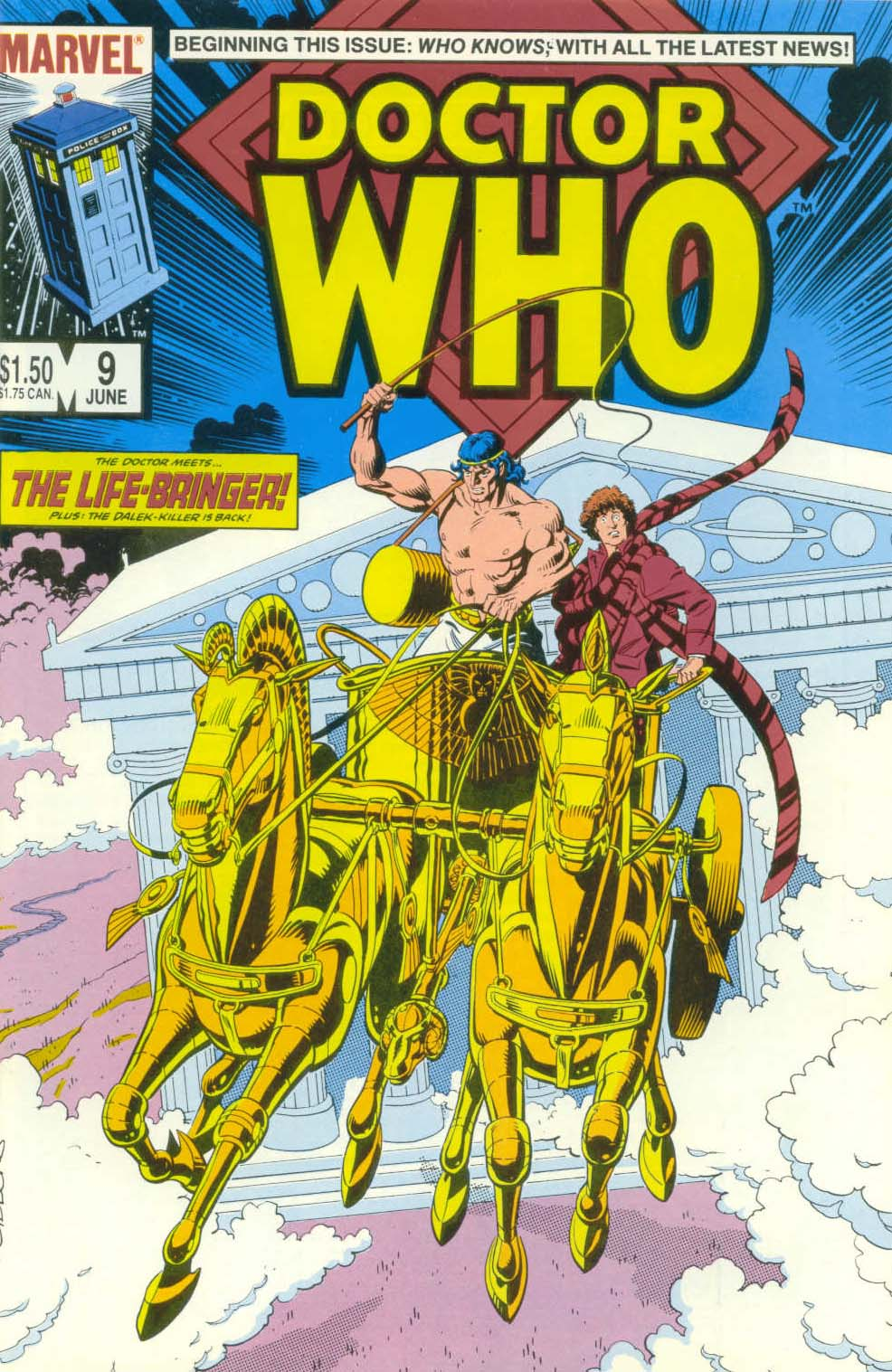 Doctor Who (1984) 9 Page 1