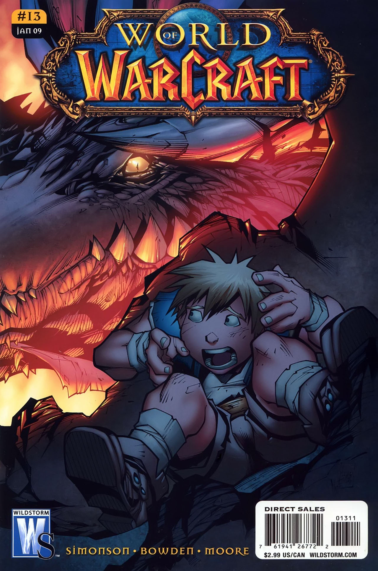 Read online World of Warcraft comic -  Issue #13 - 2