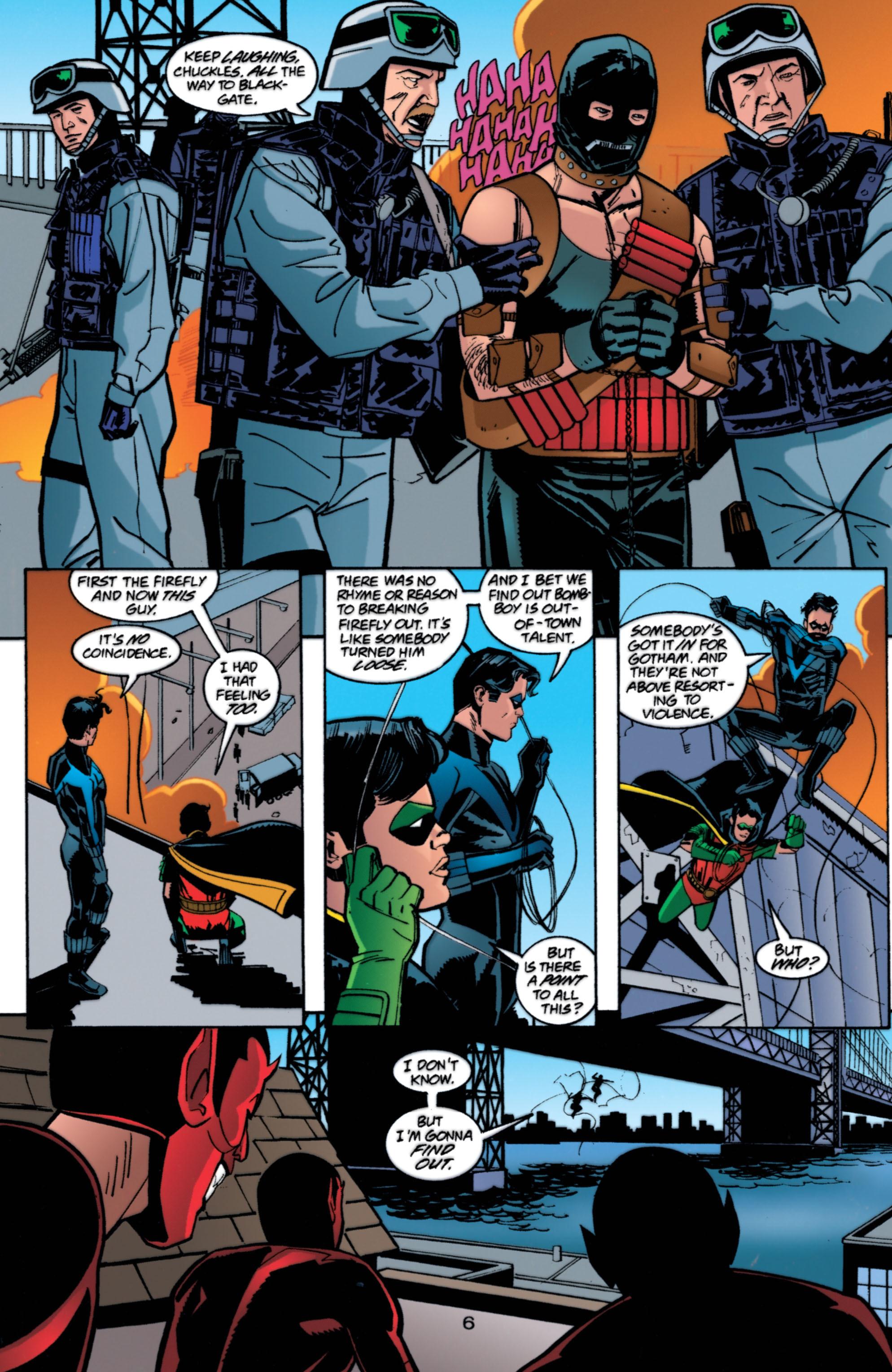 Detective Comics (1937) 728 Page 6