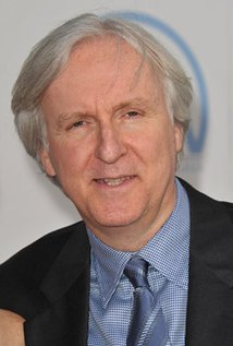 James Cameron. Director of Alita: Battle Angel