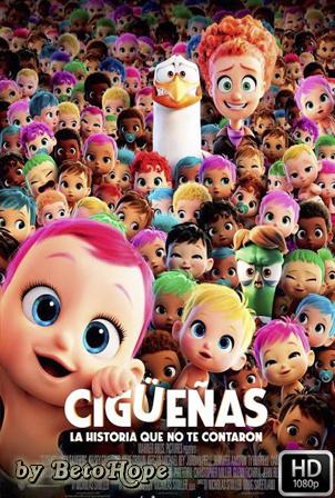 Cigüeñas [1080p] [Latino-Ingles] [MEGA]