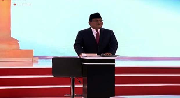 Prabowo Subianto Pertanyakan Impor Komoditas