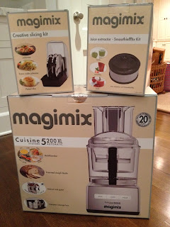 Magimix Food Processor Stainless Steel Bowl