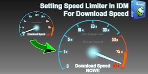 Cara Meningkatkan Kecepatan Download di IDM Dengan Mengatur Speed Limiter