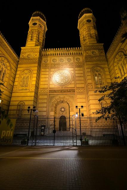 Grande Sinagoga-Budapest