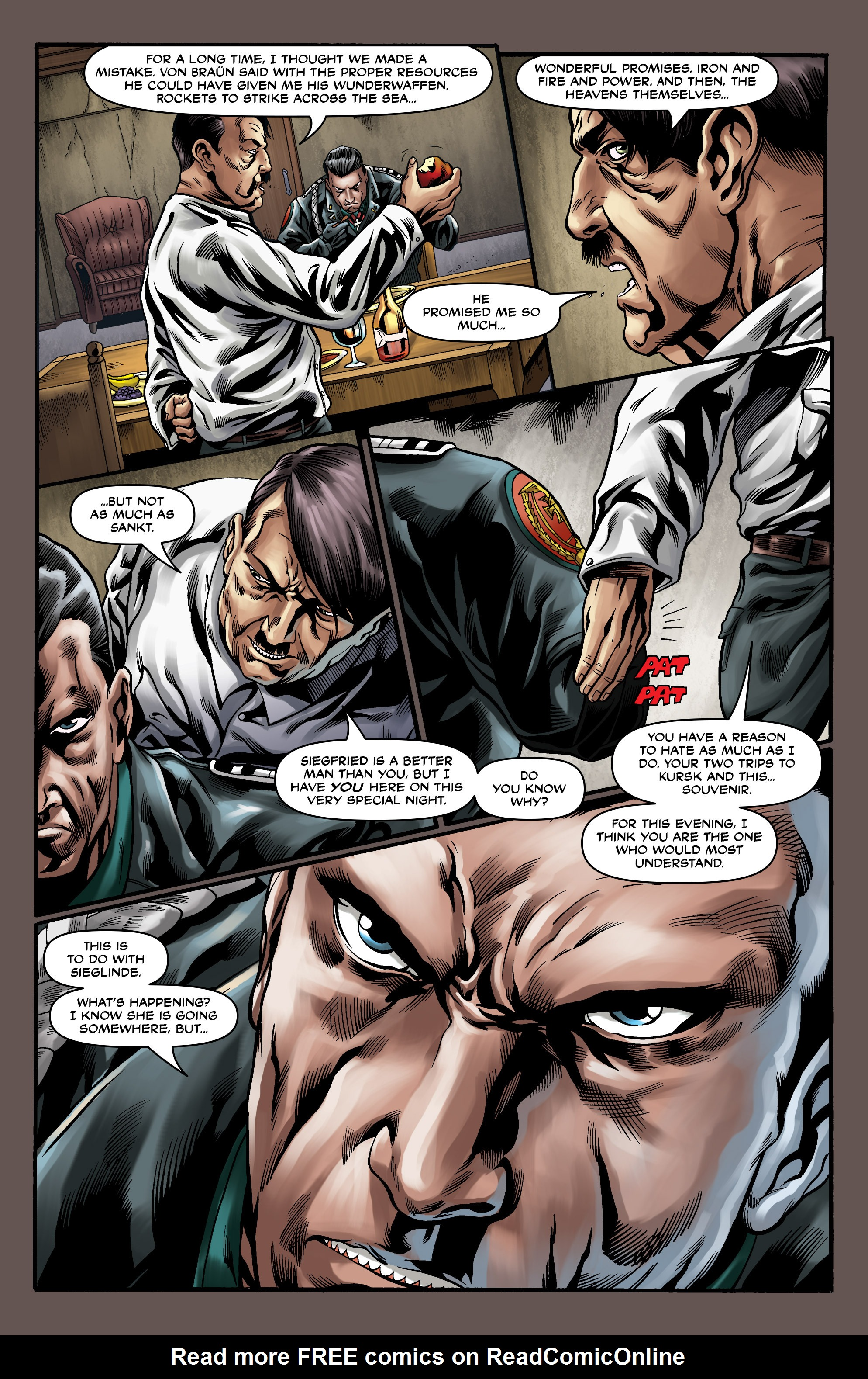 Read online Uber comic -  Issue #10 - 24