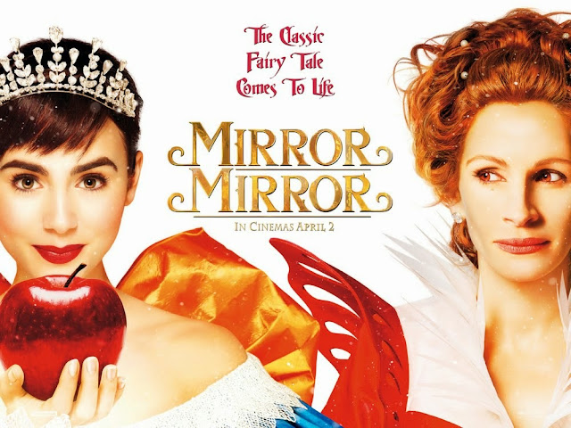 Mirror Mirror 2012 movie Review