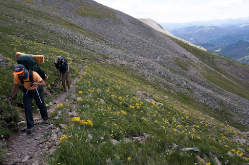 Continental Divide Trail 2016: first couple days