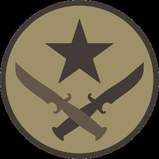Baixar vetor Logo TR do CS GO Corel Draw CDR gratis