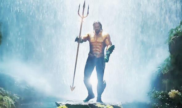 فيلم Aquaman يحقق إيرادات خيالية في البوكس أوفيس الصيني