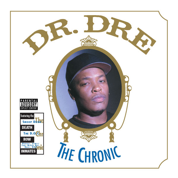 Dr. Dre - The Chronic Cover