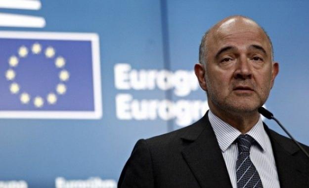 Μοσκοβισί: Σκάνδαλο για τις δημοκρατικές διαδικασίες το πρόγραμμα δημοσιονομικής προσαρμογής της Ελλάδας