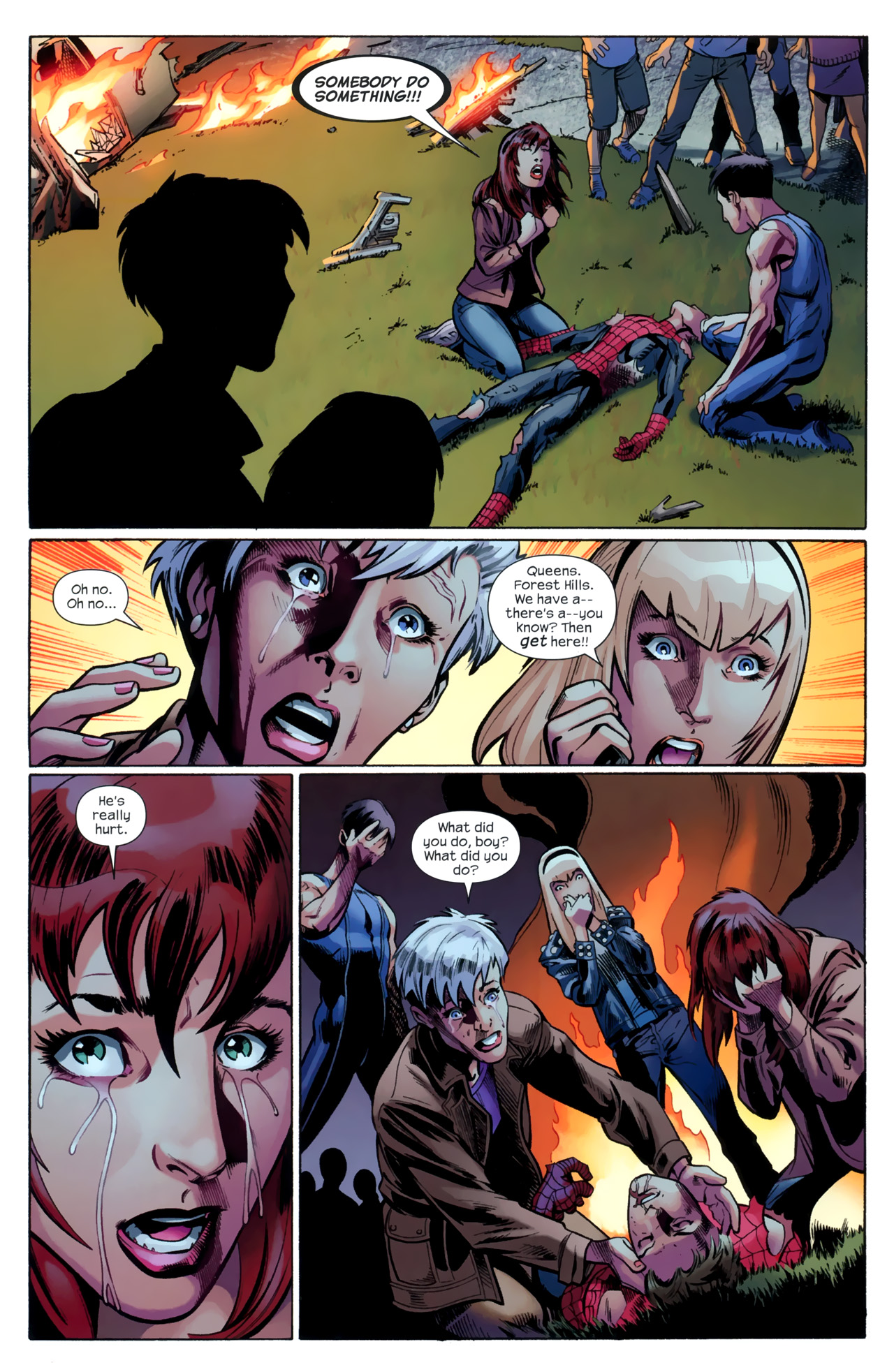 Read online Ultimate Spider-Man (2009) comic -  Issue #160 - 28