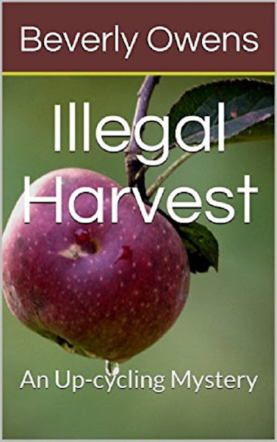 Illegal Harvest:  An Upcycling Mystery Reviewed