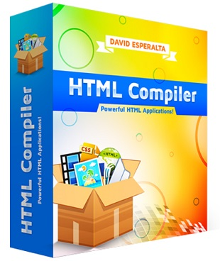 HTML Compiler 2016.23 poster box cover