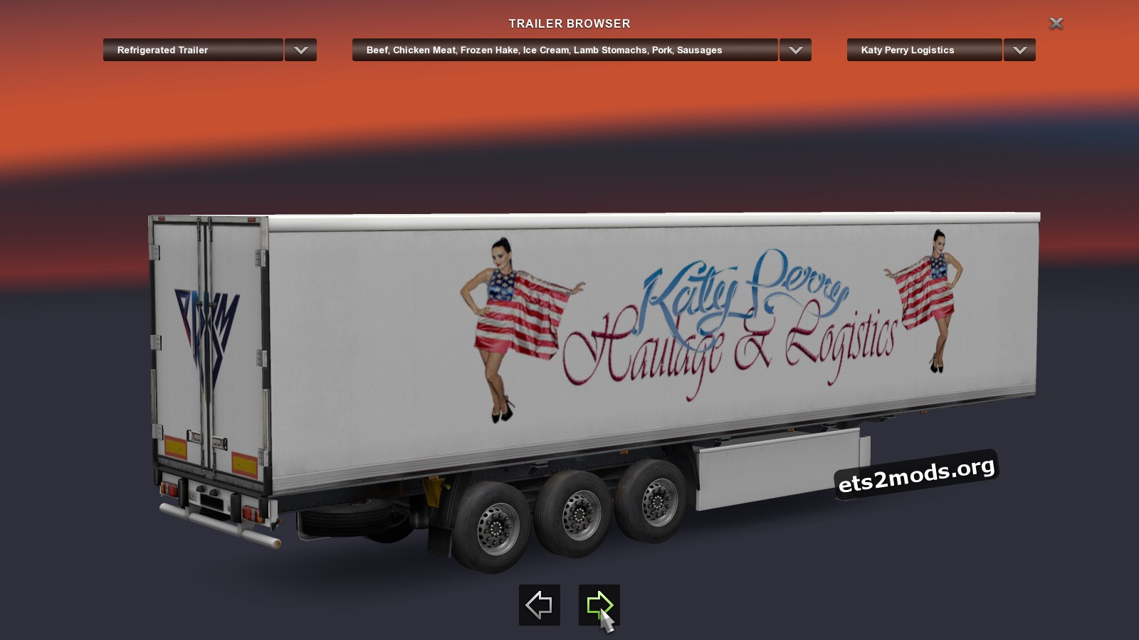 Combo Pack - Katy Perry Haulage & Logistics