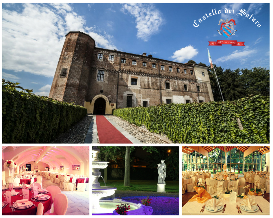 Castello dei Solaro – Location Matrimonio in Piemonte