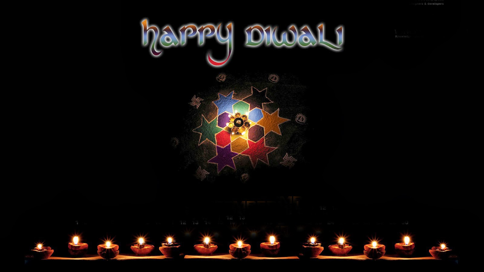 happy diwali widescreen hd - photo #8
