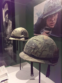 Original props from Full Metal Jacket